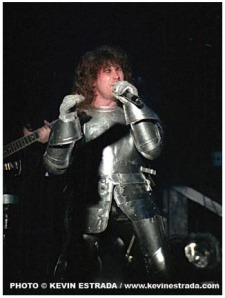 Armored Saint John Bush Armor 1984